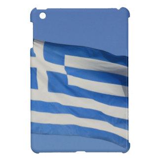 Greece Flag Cover For The iPad Mini