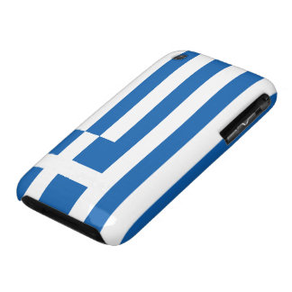 Greece Flag iPhone 3 Case