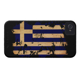 Greece Flag iPhone 4 Cover
