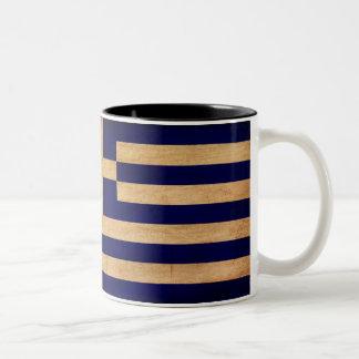 Greece Flag Mug