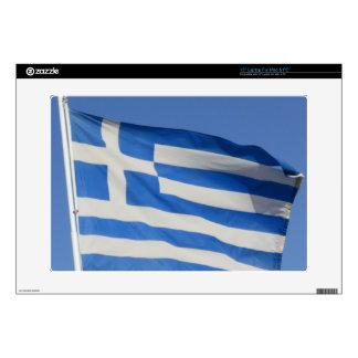 """Greece Flag Skins For 15"""" Laptops"""