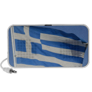 Greece Flag iPhone Speakers