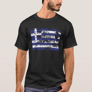 Greece Flag T-Shirt