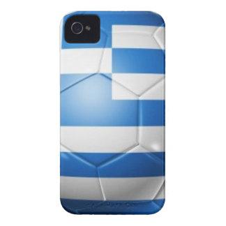 GREECE FOOTBALL FLAG iPhone 4 COVER