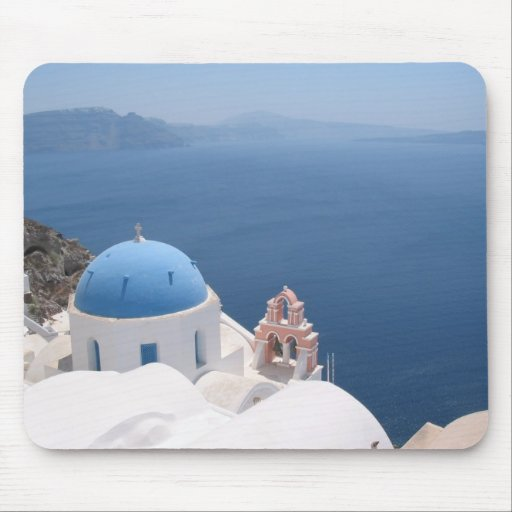 Greece Forever Mouse Mat