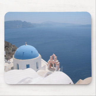 Greece Forever Mouse Pad