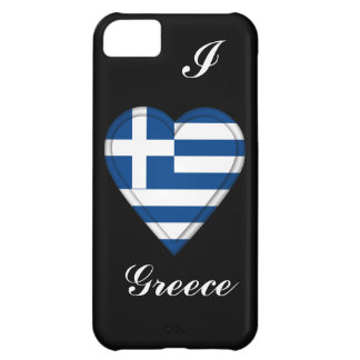 Greece Greek flag Cover For iPhone 5C