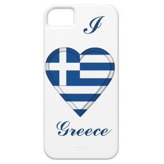 Greece Greek flag iPhone 5 Cases
