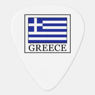 Greece Guitar Pick