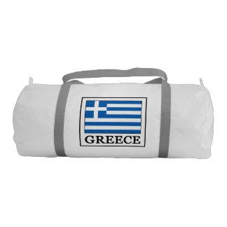 Greece Gym Bag