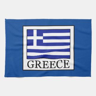 Greece Hand Towel