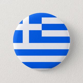 Greece High quality Flag Button