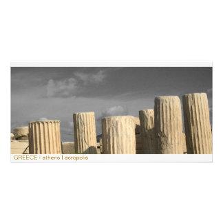 GREECE I athens I acropolis Card