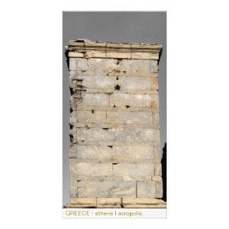 GREECE I athens I acropolis Picture Card