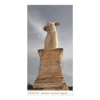 GREECE I athens I ancient agora Card