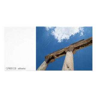 GREECE I athens Photo Card