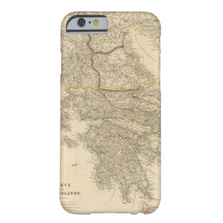 Greece, Ionian Islands Barely There iPhone 6 Case
