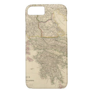 Greece, Ionian Islands iPhone 7 Case