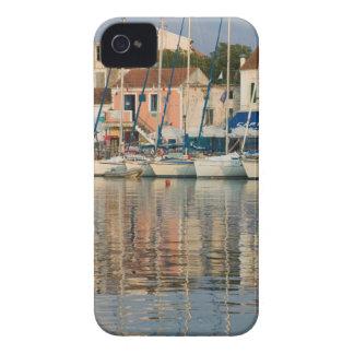 GREECE, Ionian Islands, KEFALONIA, Fiskardo: iPhone 4 Case