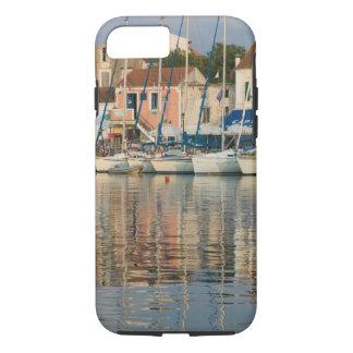 GREECE, Ionian Islands, KEFALONIA, Fiskardo: iPhone 7 Case