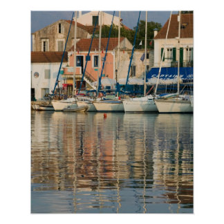 GREECE, Ionian Islands, KEFALONIA, Fiskardo: Poster