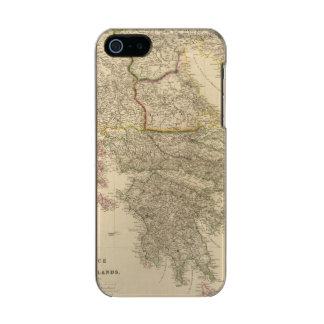 Greece, Ionian Islands Metallic iPhone SE/5/5s Case