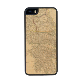 Greece, Ionian Islands Wood Phone Case For iPhone SE/5/5s