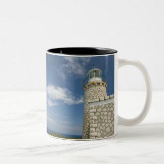 GREECE, Ionian Islands, ZAKYNTHOS, CAPE SKINARI: Two-Tone Coffee Mug