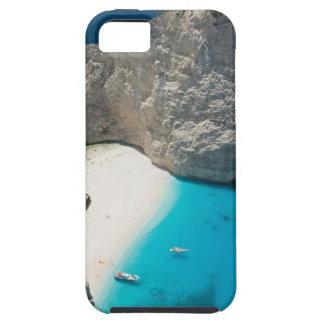 GREECE, Ionian Islands, ZAKYNTHOS, SHIPWRECK iPhone SE/5/5s Case