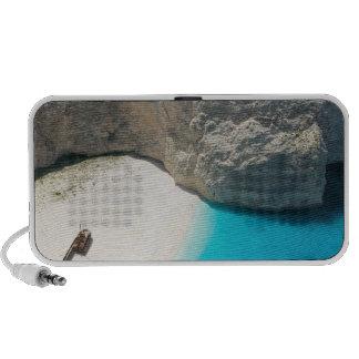 GREECE, Ionian Islands, ZAKYNTHOS, SHIPWRECK Travel Speaker