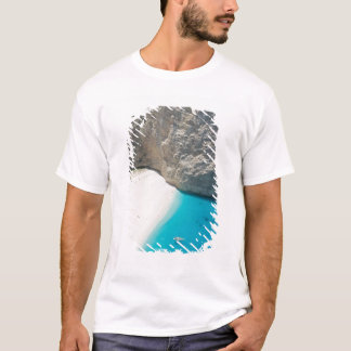 GREECE, Ionian Islands, ZAKYNTHOS, SHIPWRECK T-Shirt