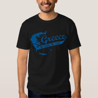 Greece is the Word Shirt