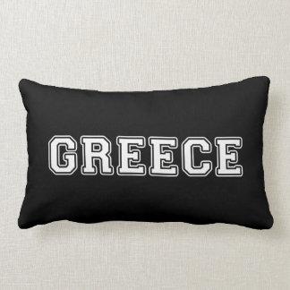 Greece Lumbar Pillow