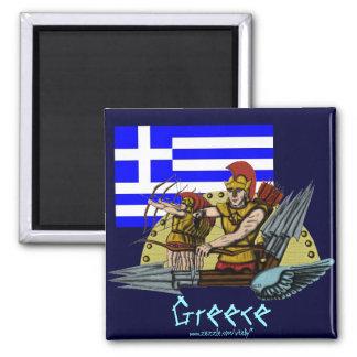 Greece magnet design