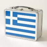 "Greece Metal Lunch Box<br><div class=""desc"">Greece</div>"