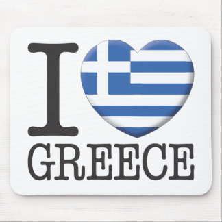 Greece Mouse Pad