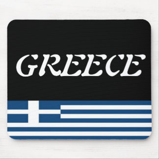 Greece Mouse Pad