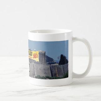 Greece Coffee Mugs
