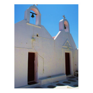 Greece - Mykonos Postcard