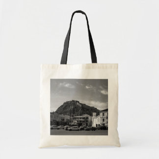 Greece Nafplion Venetian castle 1970 Tote Bag