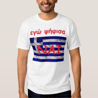Greece NAI T Shirts