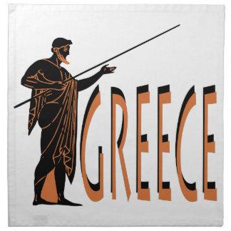 Greece Napkin