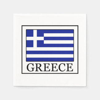 Greece Napkin