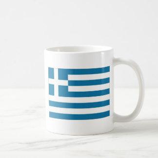 Greece National Flag Coffee Mug