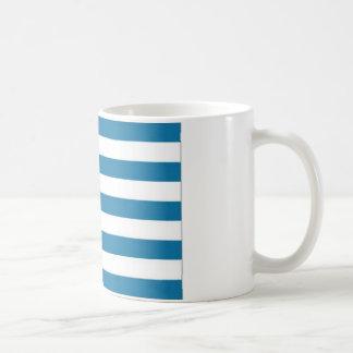 Greece National Flag Coffee Mugs