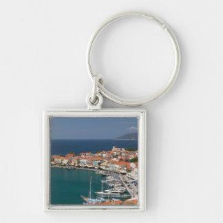 GREECE, Northeastern Aegean Islands, SAMOS, 3 Keychain