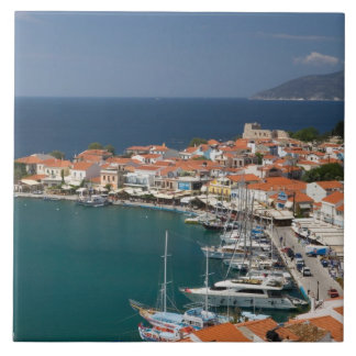 GREECE, Northeastern Aegean Islands, SAMOS, 3 Tiles