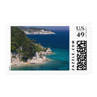 GREECE, Northeastern Aegean Islands, SAMOS, 6 Postage