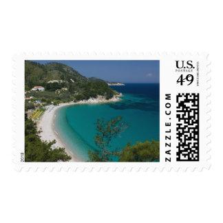 GREECE, Northeastern Aegean Islands, SAMOS, 7 Postage