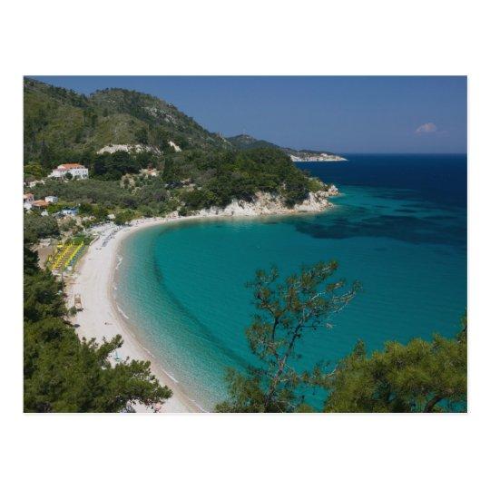 GREECE, Northeastern Aegean Islands, SAMOS, 7 Postcard